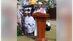 Bupati Lampung Selatan Minta Maaf soal Pidato Sindir Said Aqil