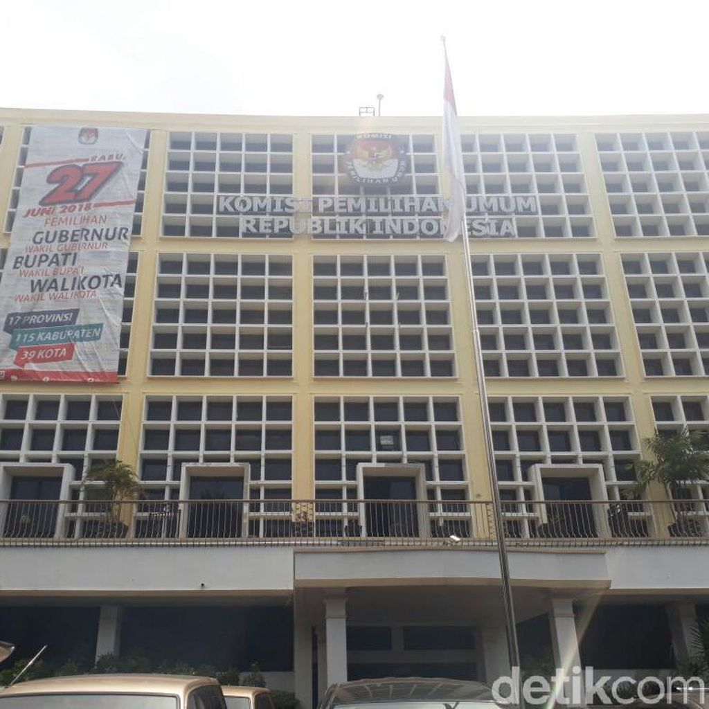 KPU Larang Eks Koruptor Nyaleg, Golkar: Orang Bisa Bertaubat