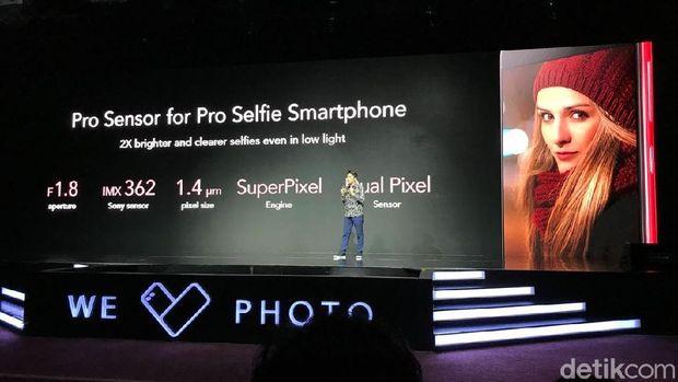 Sulitnya Membuat Zenfone 4 Selfie Pro
