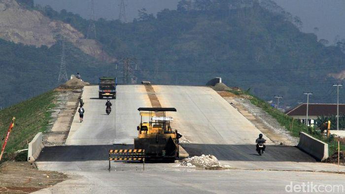 Ilustrasi Jalan Tol (Foto: Wisma Putra)