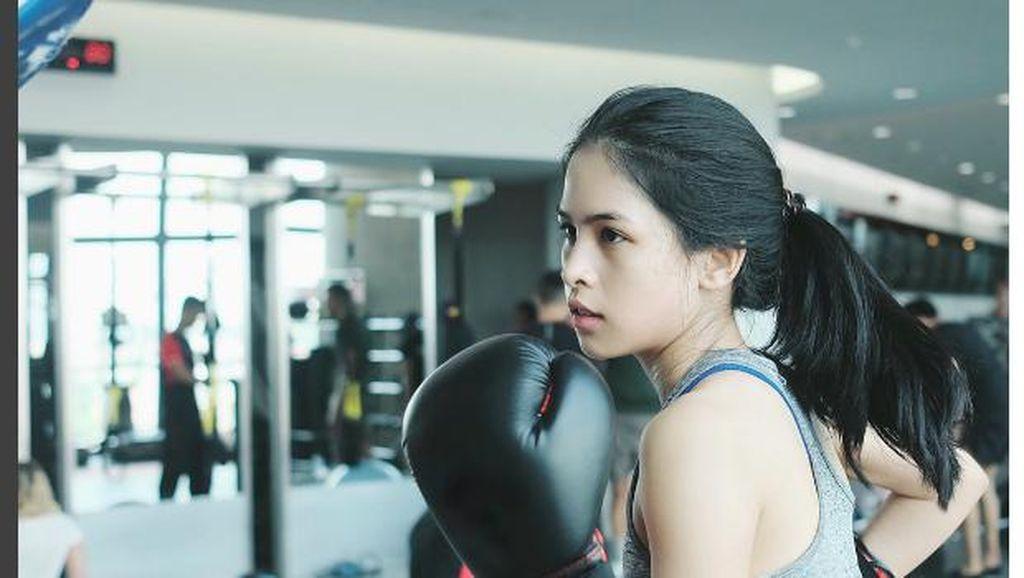 Intip! Video Wawancara Tantangan Maudy Ayunda soal Album Baru