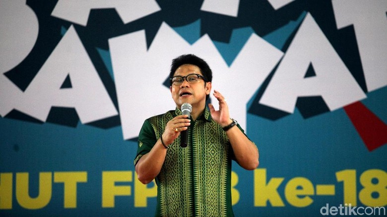 Tolak Pasal Penghinaan Presiden, Cak Imin: Saya Pernah Jadi Aktivis