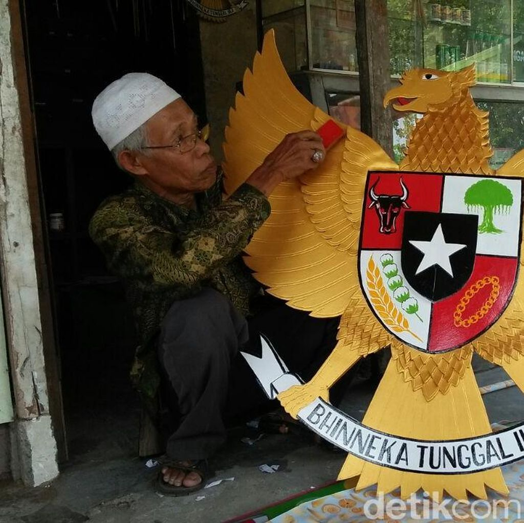 Survei LSI: Pro-Pancasila Turun 10%, Pro-NKRI Bersyariah Naik 9%