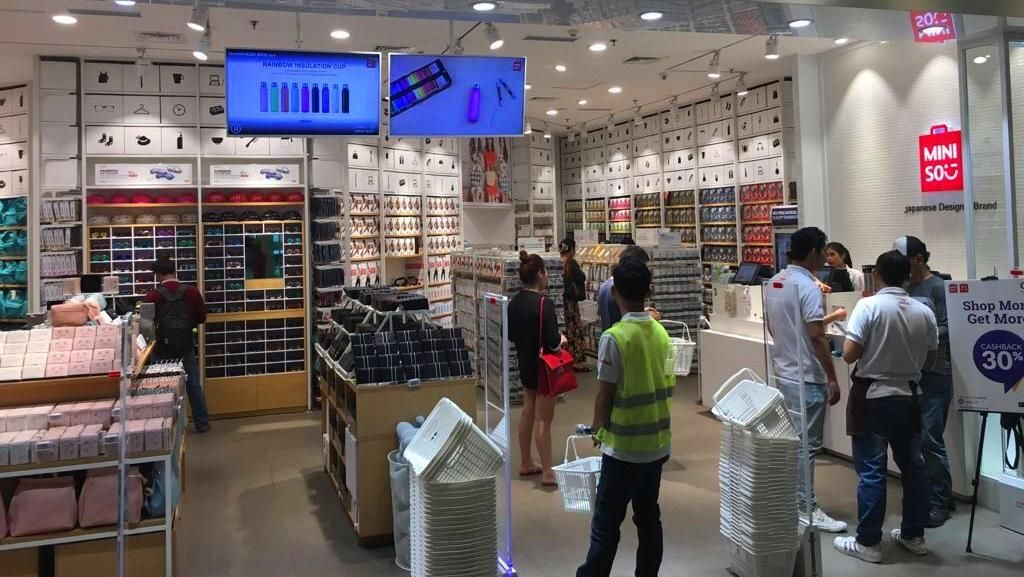 Suka Diejek Tiru Brand Jepang, Miniso Kini Kalahkan Uniqlo