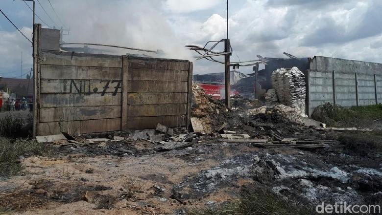RSIA BUN Rawat 40 Korban Luka Ledakan Gudang Petasan Kosambi