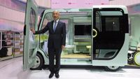 Daihatsu Ingin Buat Mobil Kecil Listrik