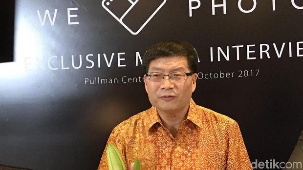 Mantan Presiden dan CEO Asus Jerry Shen