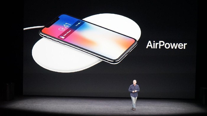 Pengenalan AirPower. Foto: Cnet