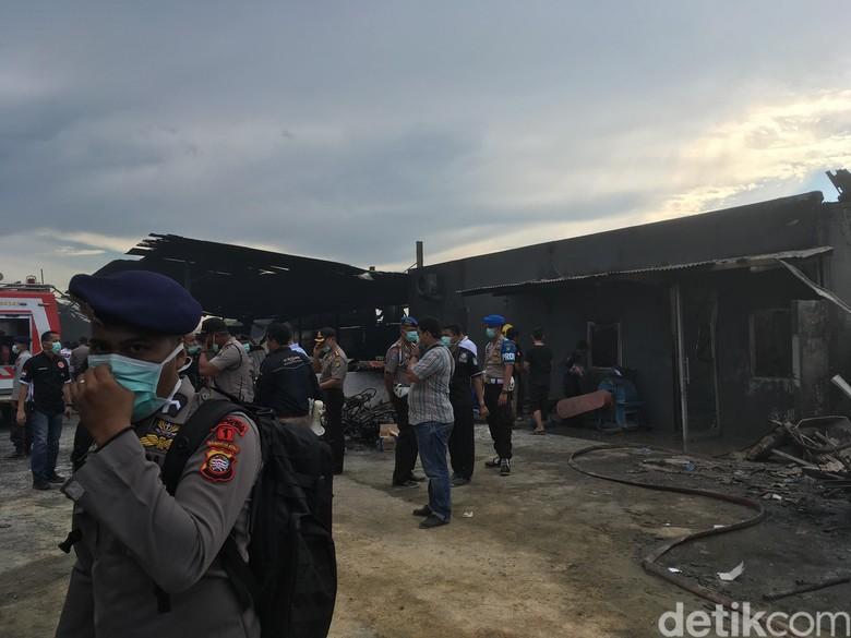 Korban Tewas Ledakan Gudang Petasan Kosambi 23 Orang