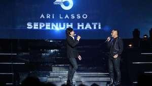 Gelar Mini Konser, Ari Lasso Terus Eksis