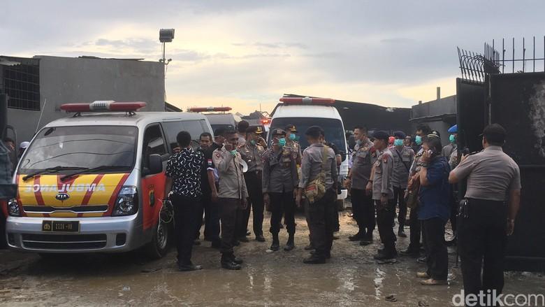Korban Tewas Ledakan Pabrik Petasan Jadi 39 Orang
