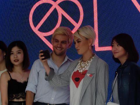 Agnez Mo Gagas Aplikasi Fashion yang Bisa Jadi Mall Digital