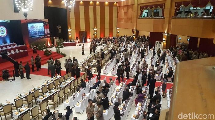 Suasana di lokasi (Foto: Zunita Amalia Putri/detikcom)