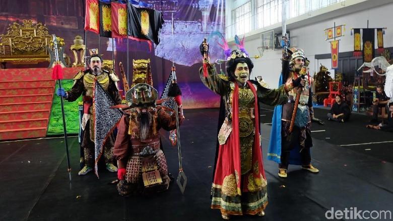 Produksi Sin Jie Kwie 4 Padukan Antara Instrumen Cina dan Musik Lokal