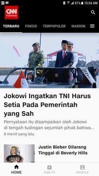 CNN Indonesia Usung Konsep Baru di iOS dan Android