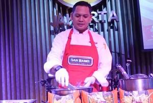 Rayakan Hari Pasta Dunia, Chef Ini Berikan Cara Mudah Masak Pasta