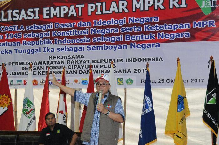 Foto: Ketua Zulkifli Hasan (Dok. MPR)