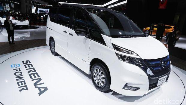 Nissan Serena di Tokyo Motor Show 2019