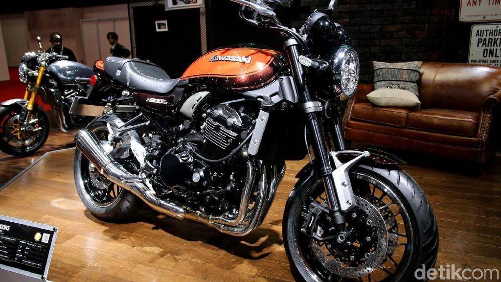 Kawasaki Keluhkan Pembatasan Impor, Moge Jadi Sulit Masuk