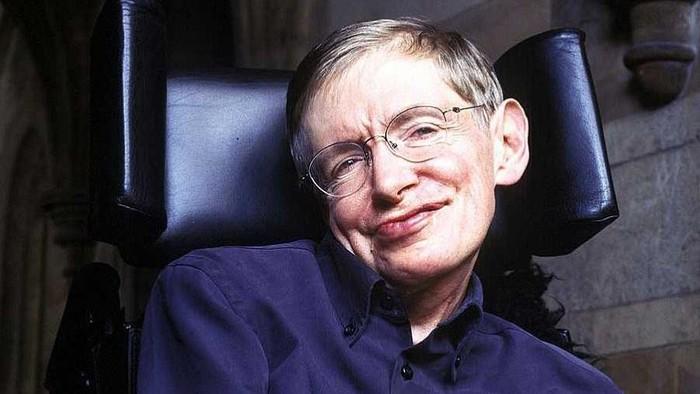 Stephen Hawking. Foto: istimewa