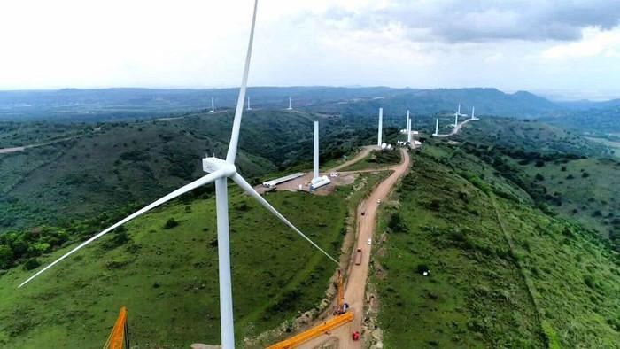 Indonesia Menargetkan Penambahan Listrik Mulai Tahun 2030 Berasal Dari Energi Baru Terbarukan (EBT)