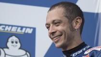 Helm Spesial Rossi untuk Tes Musim Dingin