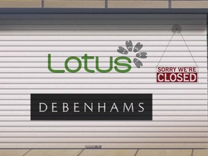 Bos Sogo Buka-bukaan Soal Tutupnya Lotus dan Debenhams
