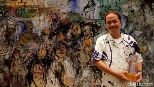 Ini Juara Kompetisi UOB Painting of the Year 2017