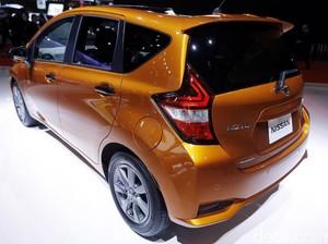 Mobil Listrik Nissan Note e-Power Masih Ada Emisinya