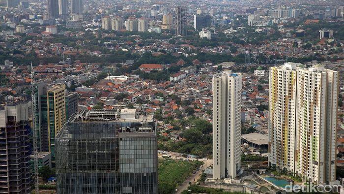 Ilustrasi pertumbuhan ekonomi/Foto: Agung Pambudhy