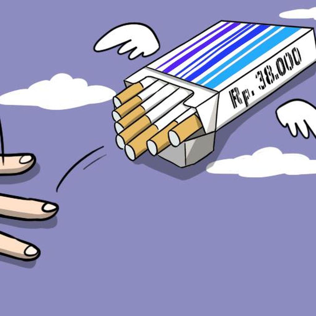 Dokter: Jumlah Perokok Turun Separuh Jika Harga Rokok Naik 3 Kali Lipat