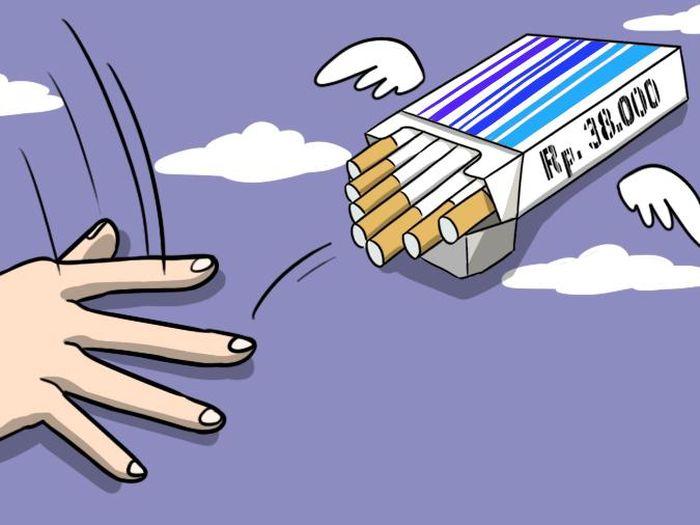 Harga Rokok di Tahun 2020, Hati-hati Hoax Beredar/Foto: Dok. detikcom