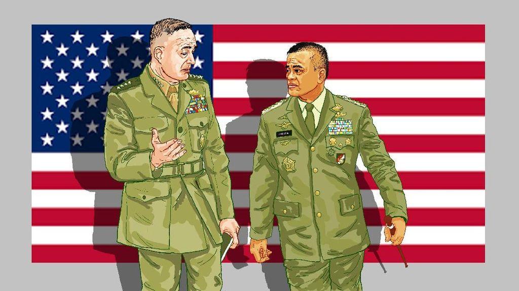 Gagalnya Pertemuan Dua Jenderal