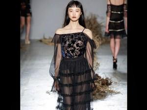 Foto: Pesona Yuka Mannami, Suster Cantik yang Alih Profesi Jadi Model