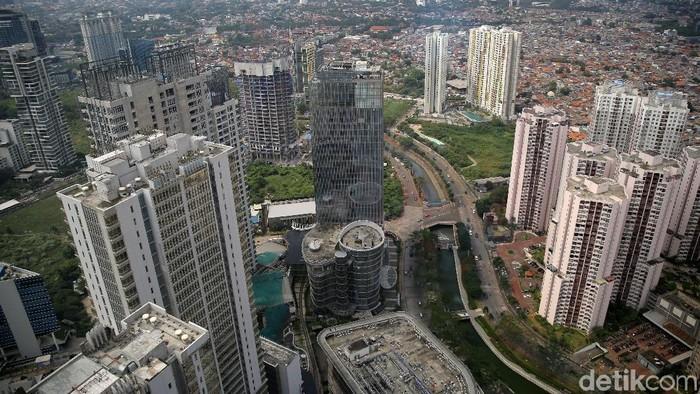 Pemerintah menargetkan pertumbuhan ekonomi Indonesia tahun 2018 sebesar 5,4 persen. Angka itu oleh Menteri Keuangan Sri Mulyani dinilai tetap realistis.
