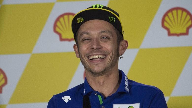 Rossi Antisipasi Akhir Pekan dengan Cuaca yang Rumit Lagi