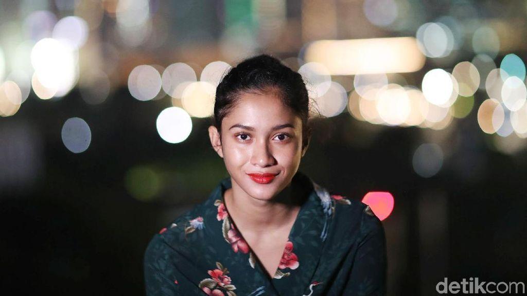 Aghniny Haque, Atlet Cantik Taekwondo yang Jago Akting