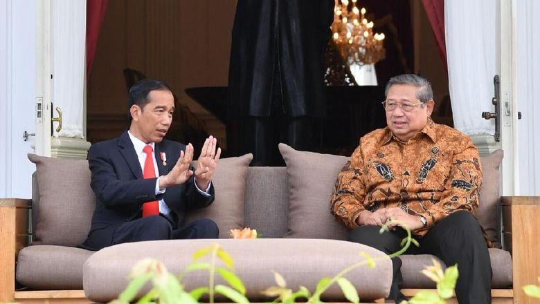 Ini Dia Isu Politik di Balik Pertemuan Jokowi – SBY Menurut Netizen