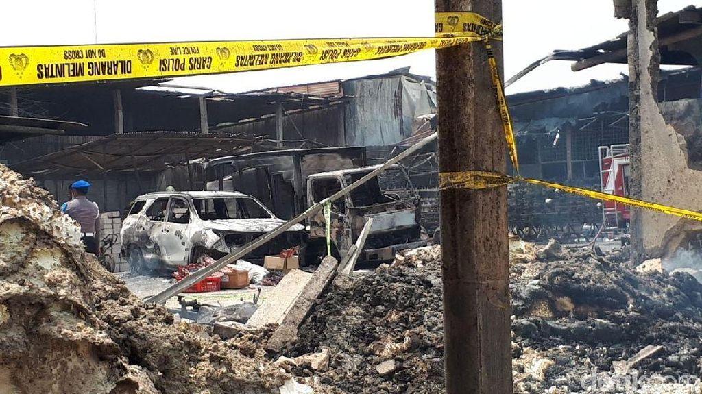 Ledakan Pabrik Kembang Api di Kosambi Bisa Berefek pada Gangguan Pendengaran