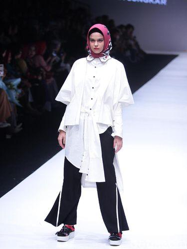 Ini Tren Baju Lebaran Menurut Zaskia Sungkar