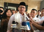 Demokrat Tegaskan Nama Wahidin Halim Dicatut Koalisi Jokowi