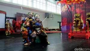 Ini Persiapan Teater Koma Pentaskan Lakon Sin Jie Kwie