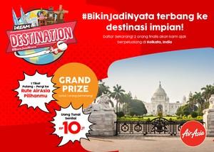 Ini Dia 150 Semifinalis Dream Destination India