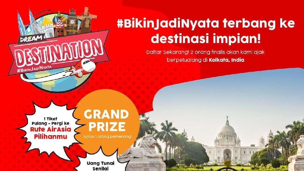 Ini Dia 150 Semifinalis Dream Destination India