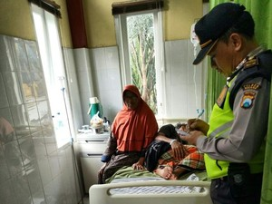 Warga Malang Keracunan Nasi Bali Telor, 16 Orang Masih Dirawat