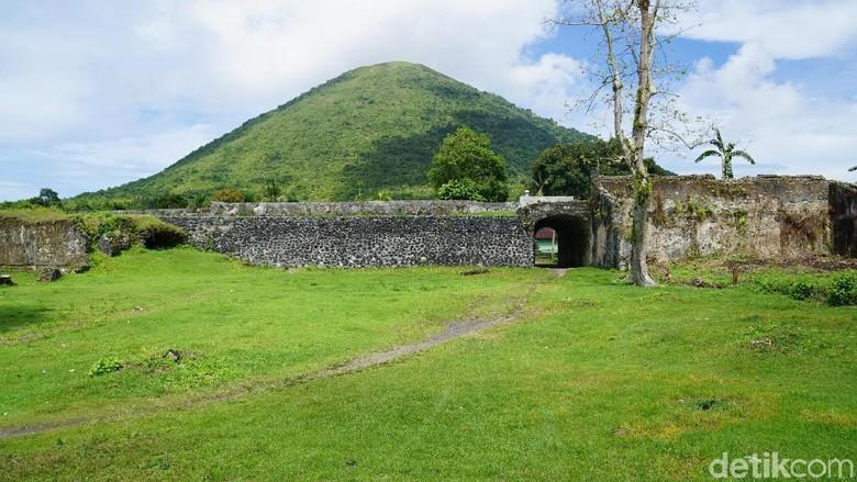 Benteng Nassau, saksi bisu pembantaian orang Banda oleh Belanda (Syanti/detikTravel)