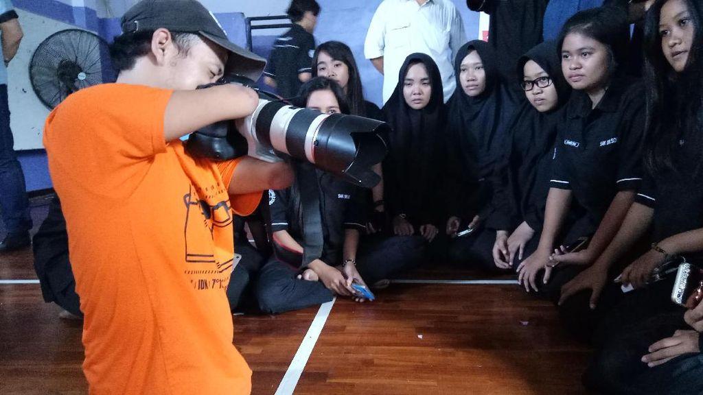 Belajar dari Dzoel, Fotografer Disabilitas Asal Banyuwangi