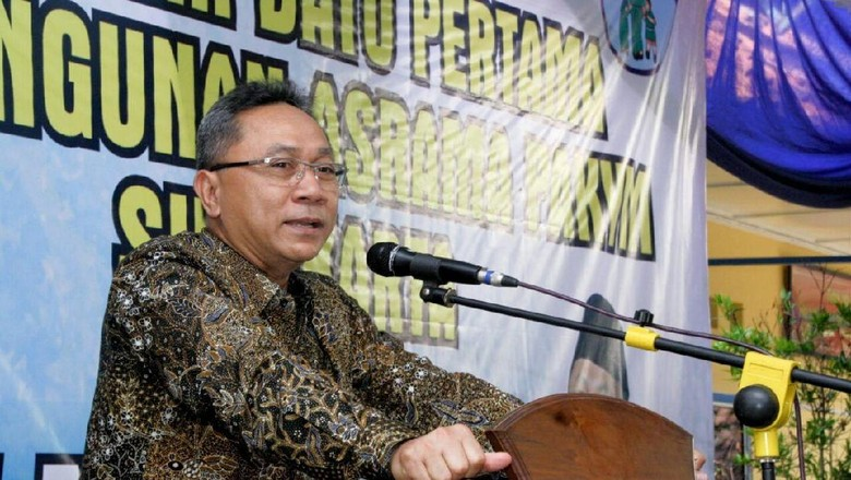 Zulkifli Hasan Cerita Pengalaman Diperiksa KPK: Tak Ada Izin Presiden