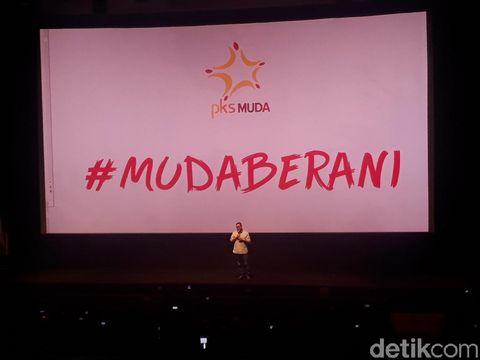 Anies di acara PKS #Mudaberani
