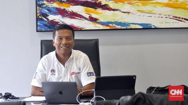 Razlan Razali yakin Indonesia bisa kembali jadi tuan rumah seri MotoGP.